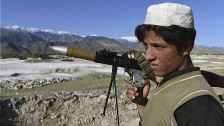 EE.UU. avisó a Afganistán antes de lanzar la 'madre de todas las bombas'