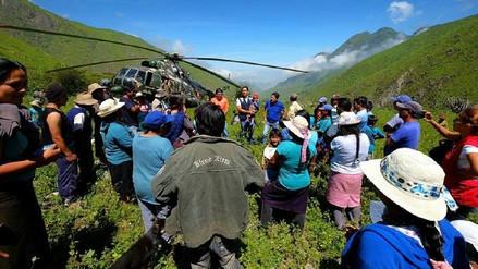 Virú: llevan ayuda humanitaria a damnificados de Llacamate