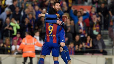 Barcelona sufrió más de la cuenta para derrotar a Real Sociedad