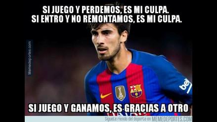 Barcelona es víctima de memes tras victoria ajustada con Real Sociedad