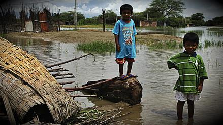 Unicef: más de 370,000 niños, niñas y adolescentes en riesgo por inundaciones