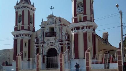 Realizarán colecta para reparar techo de iglesia de Ferreñafe