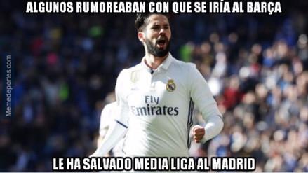 Los memes de la agónica victoria del Real Madrid sobre el Sporting Gijón