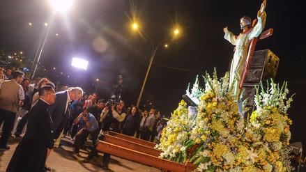 PPK asistió a Misa de Pascua de Resurrección en Manchay