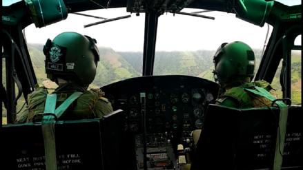 Profesores de la zona andina pidieron ser llevados en helicópteros a dictar clases