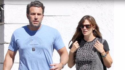 Ben Affleck y Jennifer Garner se divorcian oficialmente