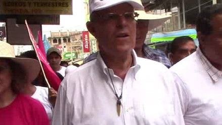 Trujillo: presidente Kuczynski llegará para inauguración de puente Bailey