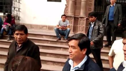 Se frustra inicio de juicio oral contra congresista Benicio Rios