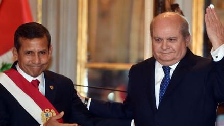 Humala y Cateriano serán investigados por la Comisión de Defensa del Congreso
