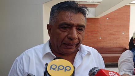 """Alcalde David Cornejo: """"Estamos trabajando, ese es mi mensaje para Chiclayo"""""""