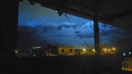 Rayo mata a agricultor en distrito rural de Arequipa