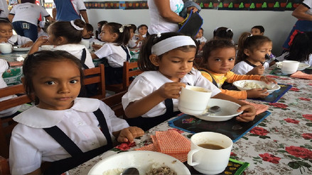 Más de 270 mil escolares serán atendidos por Qali Warma en Piura