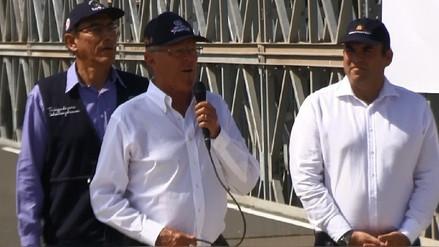 Virú: PPK ofrece agua potable y saneamiento para población