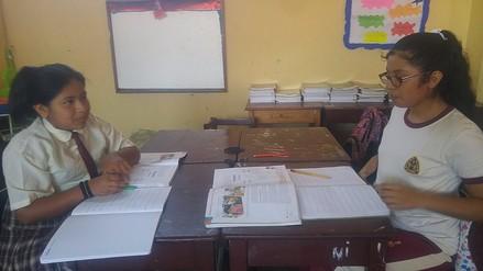 Plaga de zancudos afecta a escolares de Nuevo Chimbote