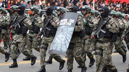 Comisión de Defensa declara Héroes de la Democracia a comandos Chavín de Huántar
