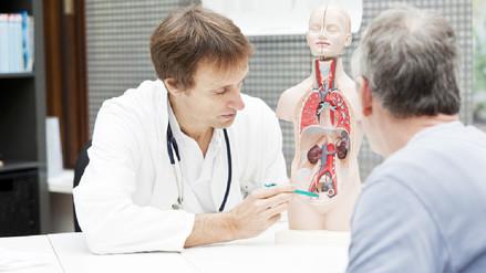 El dilema masculino: examen de próstata, ¿sí o no?