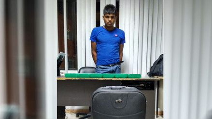 Policía incauta más de siete kilos de clorhidrato de cocaína tras operativo