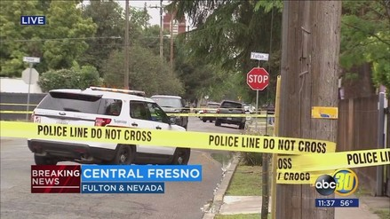Un tiroteo dejó al menos tres muertos en California