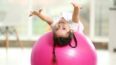 La importancia del ejercicio en la niñez