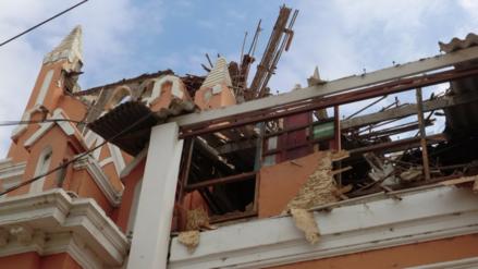 Chiclayo: capilla del Hospital Las Mercedes será restaurada por especialistas