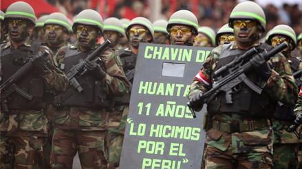 """Arce: """"Los comandos Chavín de Huántar deberían ser héroes de la pacificación"""""""