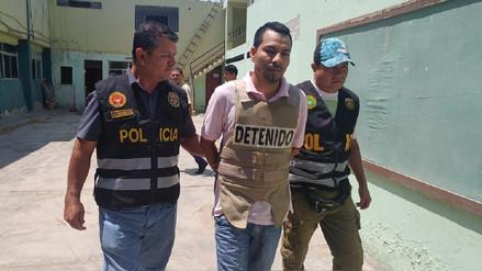 """Cae alias """"Picudo"""", sicario buscado por integrar organización criminal de Tumbes"""