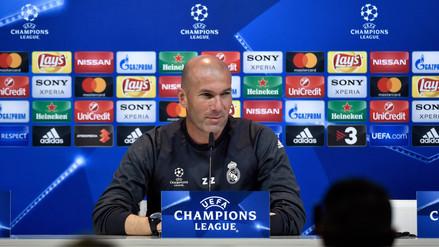 Zinedine Zidane sobre sus jugadores:
