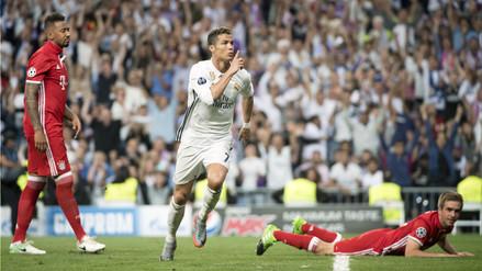 Real Madrid venció al Bayern Munich y clasificó a semifinales de Champions