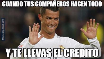 Los memes de la remontada del Real Madrid al Bayern Munich en Champions