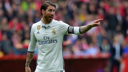 Sergio Ramos sobre triunfo del Real Madrid: