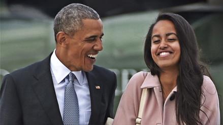 El Servicio Secreto interrogó a hombre obsesionado con la hija de Barack Obama
