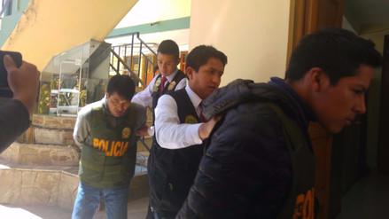 Presentan a narcotraficantes que llevaban droga del VREM a Bolivia