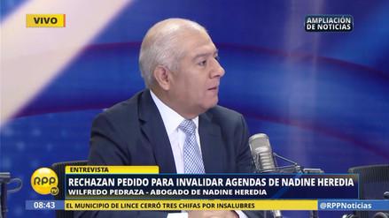 """Pedraza: """"Para mí estaba claro, el juez no iba a amparar nuestro pedido"""""""