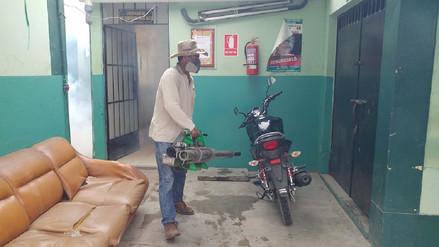 Preocupación por brote epidemiológico del dengue en centro de Chiclayo