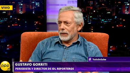 Gorriti sobre caso Odebrecht: