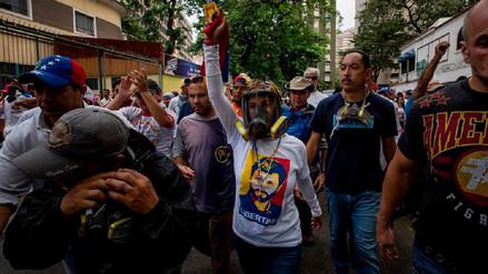Oposición venezolana convoca para este jueves nueva marcha contra Maduro