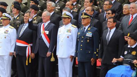 PPK condecoró a los comandos Chavín de Huántar y pidió que sus juicios culminen