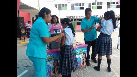 Vacunarán a escolares contra el virus del papiloma humano