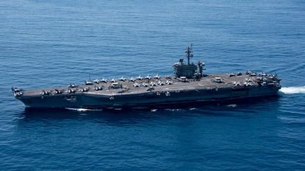 El portaaviones nuclear de EE.UU. llegará a Corea a fines de abril