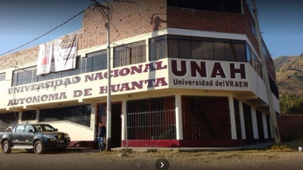 Sunedu otorgó licenciamiento institucional a la Universidad de Huanta
