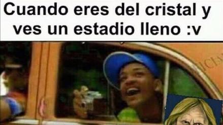 Los memes del empate entre Cristal y The Strongest por Copa Libertadores