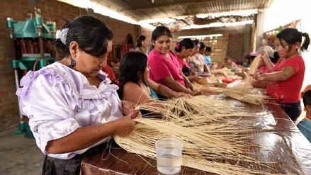 Mincetur reinsertará al mercado a artesanos afectados por El Niño