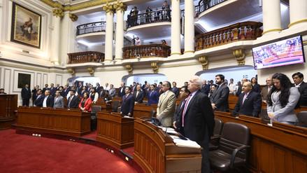 Congreso aprobó moción en solidaridad con Venezuela