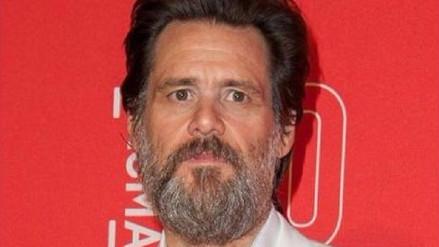 Nuevo look de Jim Carrey asombra al mundo
