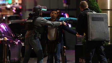 Videos | Así fueron los momentos de tensión tras el tiroteo en París