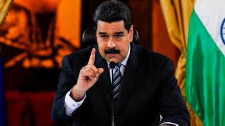 Maduro ordenó una demanda contra el opositor Henrique Capriles por difamación