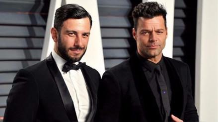 Ricky Martin realiza show en ropa interior