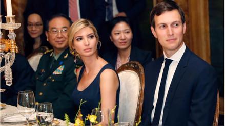 Ivanka Trump registró dos marcas en China durante la visita de Xi a EE.UU.