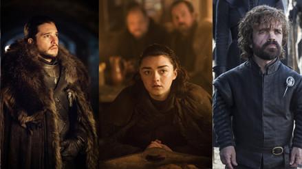 Nuevas imágenes de la séptima temporada de Game of Thrones