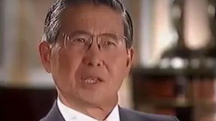 Fujimori compartió en Twitter su documental sobre el rescate de rehenes